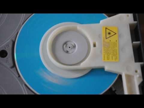 Механизм чтения компакт-дисков