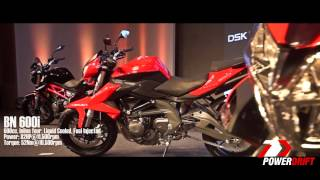 Launch Alert! DSK-Benelli Range of Motorcycles | PowerDrift