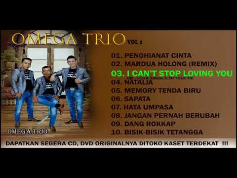 Omega trio vol. 2 Lagu batak terbaru