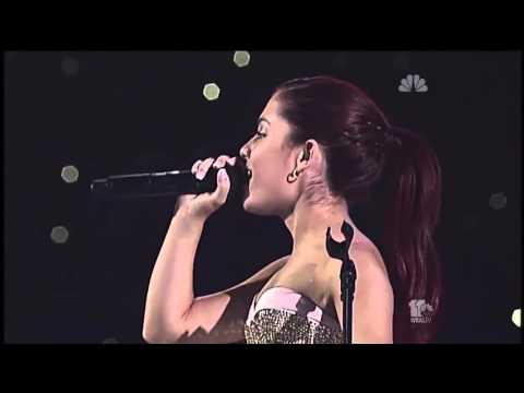 Ariana Grande - Put your Hearts Up (Live)