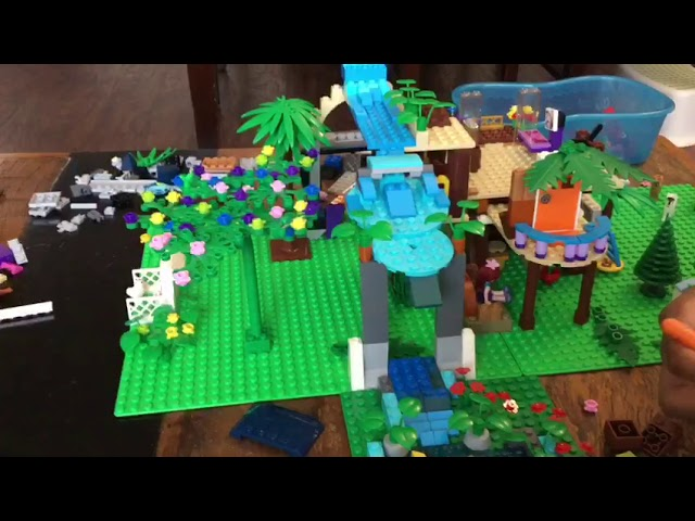 Seyara Dharamraja (Lego Creation)- A Series of Online Summer Competitions for Children 2020