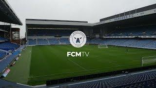 Matchday -1 | Træning på Ibrox Stadium