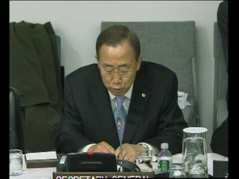 MaximsNewsNetwork: WORLD PRESS FREEDOM DAY, UN's BAN KI-MOON (UNTV)