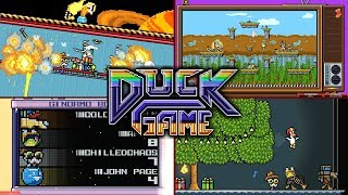 DERPS GO QUACK! (Duck Game w/ The Derp Crew)