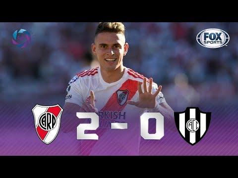QUE PINTURA FOI ESSA, SCOCCO?????? Veja os melhores momentos de River Plate 2x0 Central Córdoba from YouTube · Duration:  5 minutes 41 seconds
