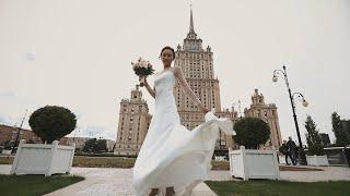 Сергей + Мария. Свадьба в Radisson Collection Hotel Москва
