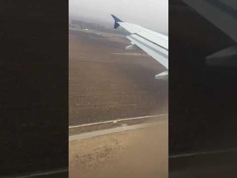 Lending at Belgrade Air port Nikola Tesla - YouTube
