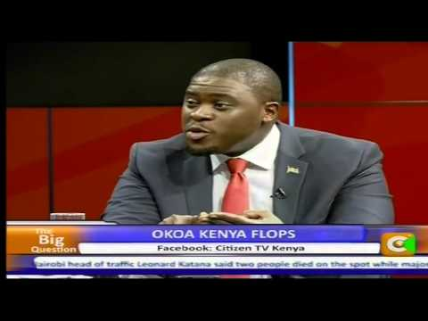 Big Question: Okoa Kenya Flops