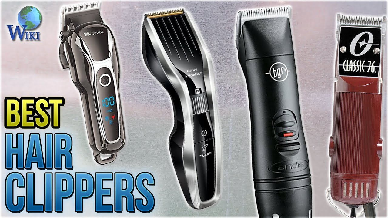 10 Best Hair Clippers 2018 Youtube