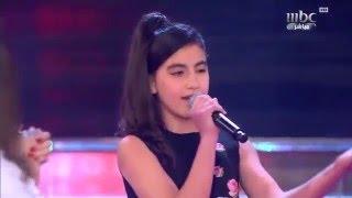 لين الحايك   المحكمة أغنية الفوز في النهائي 2016 THE VOICE KIDS