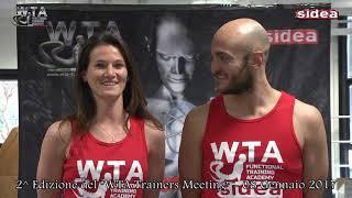 WTA Functional Training  Meeting 2017