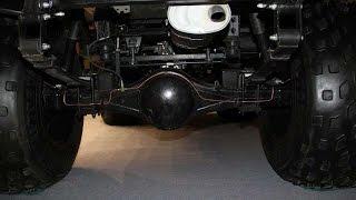 #1069. УАЗ на шинах низкого давления [Тюнинг автомобилей]