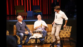 bordcastTV: Improtheater im Theatrium von AIDAbella vom 13.06.2019