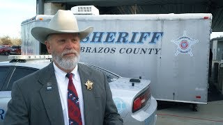 """Brazos County Sheriff's Office - """"FirstNet is working for us"""""""
