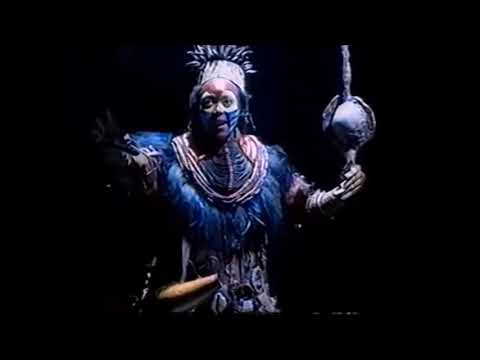 M The Lion King 1997 Broadway With Curtain Call Youtube Youtube