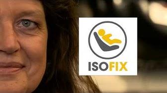 Was ist Isofix?  - der Autositz für Kinder
