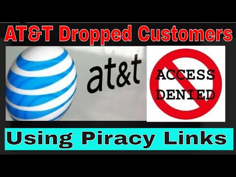 Cord Cutting Trends 2018  AT&T Terminate Customers Over Piracy Viewing Such as APK's and Kodi Addons