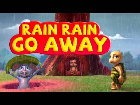 Rain Rain Go away Nursery Rhymes for Children