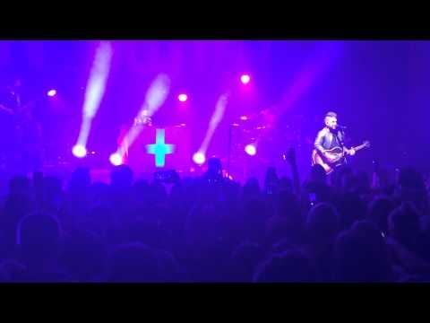 Close Your Eyes- Dan + Shay (Royal Oak 4-24-2015)