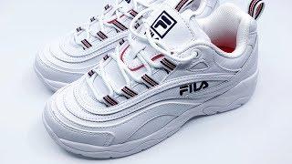Fila ayakkabı beyaz kadın