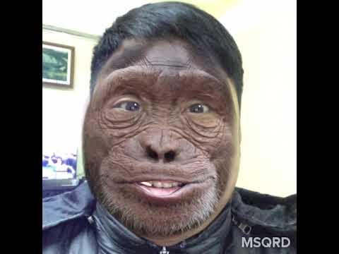 Con khỉ ghe gớm