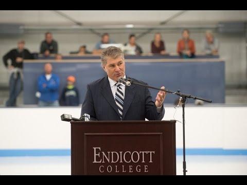 Dedication of the Raymond J. Bourque Arena - October 3, 2015
