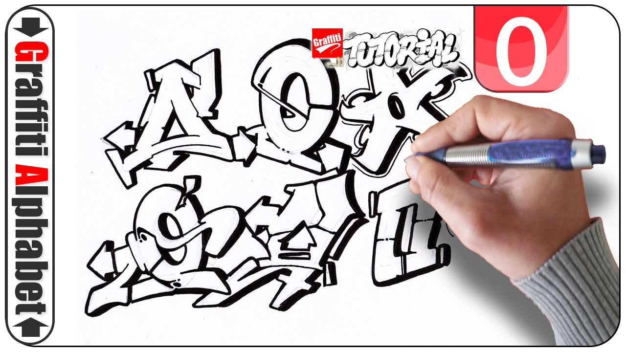 Graffiti letter o carnavalsmusic graffiti alphabet buchstabe o letra o letter o youtube thecheapjerseys Image collections
