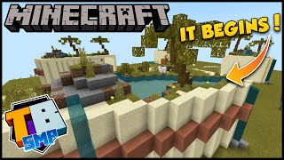 The Base BEGINS!!! | Truly Bedrock Season 2 Episode 17
