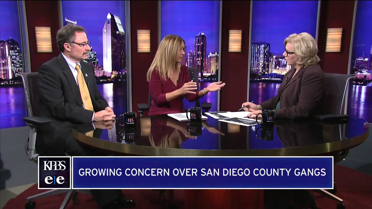 Report Shows Concerns Growing Over San Diego Street Gangs