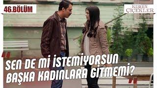 Kemal'in hayal dünyası! - Kırgın Çiçekler 46.Bölüm