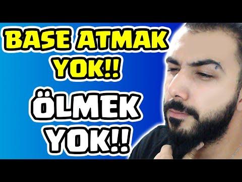 BASE ATMAK YOK!! ÖLMEK YOK!! SOLORNN İLE CHALLENGE BUDUR!! | KFCEatbox