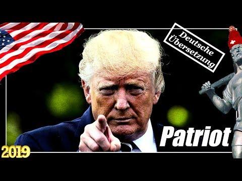 Präsident Donald Trump   Epische UNO Rede   Der letzte wahre Patriot?