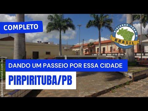 Viajando Todo o Brasil - Pirpirituba/PB - Especial