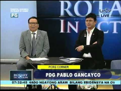 Exclusive Interview with PDG Ambo Gancayco
