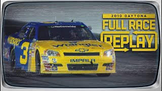 Dale Jr. drives No. 3 to Victory Lane | 2010 Subway Jalapeno 250 | NASCAR Classic Full Race Replay