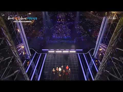 BTS -  DNA @ PYEONGCHANG OLYMPIC  G-100