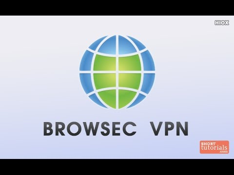 Как сменить IP браузера.  Browsec VPN