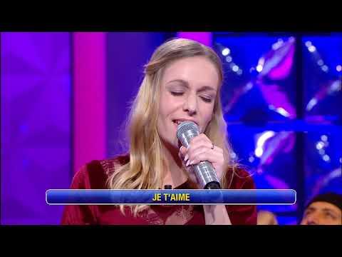 """#NOPLP Margaux """"Je T'Aime"""" (Lara Fabian) (La Même Chanson) (Jan 2020)"""
