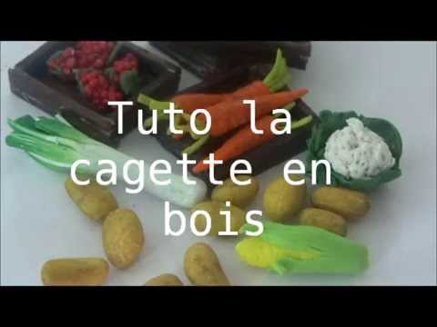 tuto la cagette de l gumes fruits en bois youtube. Black Bedroom Furniture Sets. Home Design Ideas