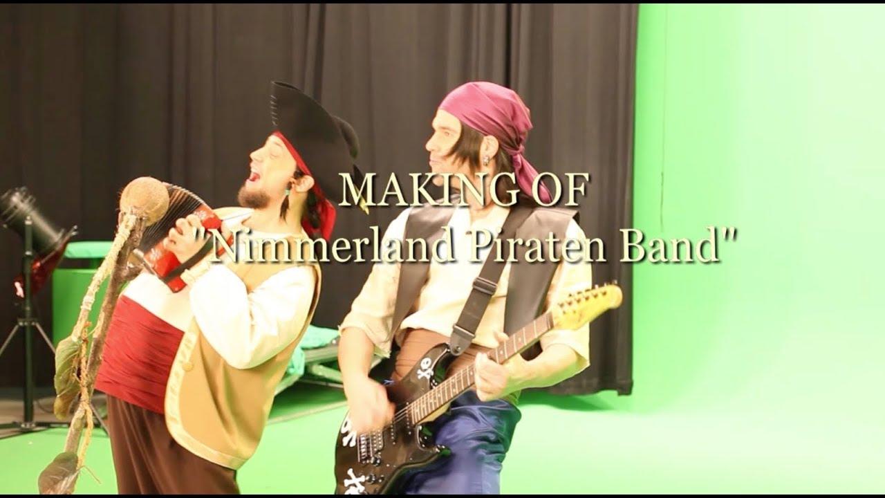 jake und die nimmerland piraten  making of  youtube