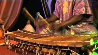 Balafon in Mali from DVD