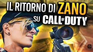 IL RITORNO DI ZANO SU CALL OF DUTY!