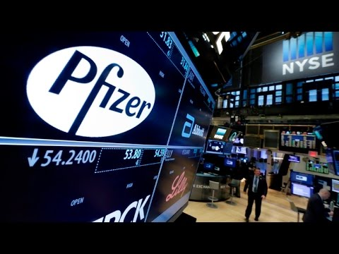 Pfizer to acquire cancer drug maker Medivation, and other MoneyWatch headlines