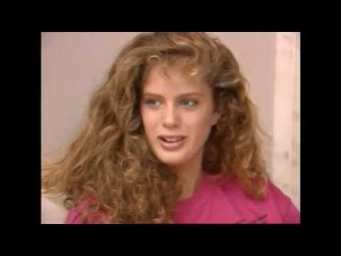 Back in the Day: Kiwi model Rachel Hunter, 16, leaves for Paris contract