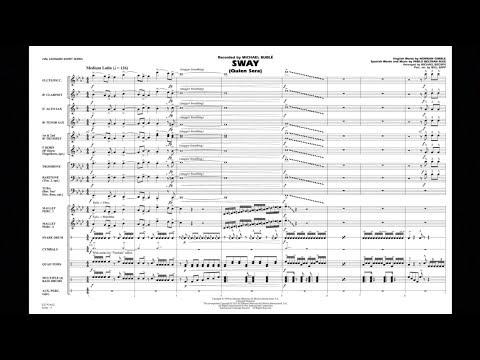 Sway (Quien Será) arranged by Michael Brown