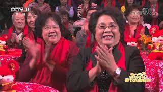 [2020春节戏曲晚会]《我武惟扬》 表演者:奚中路 王胜男 陈艺心等| CCTV戏曲
