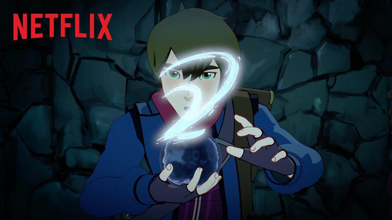 Il principe dei draghi | Teaser ufficiale | Netflix Italia
