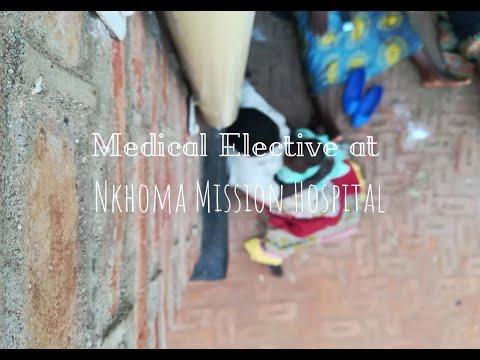Medical Elective at Nkhoma Mission Hospital, Malawi