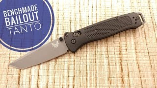 Bailout 537 Benchmade ~2019