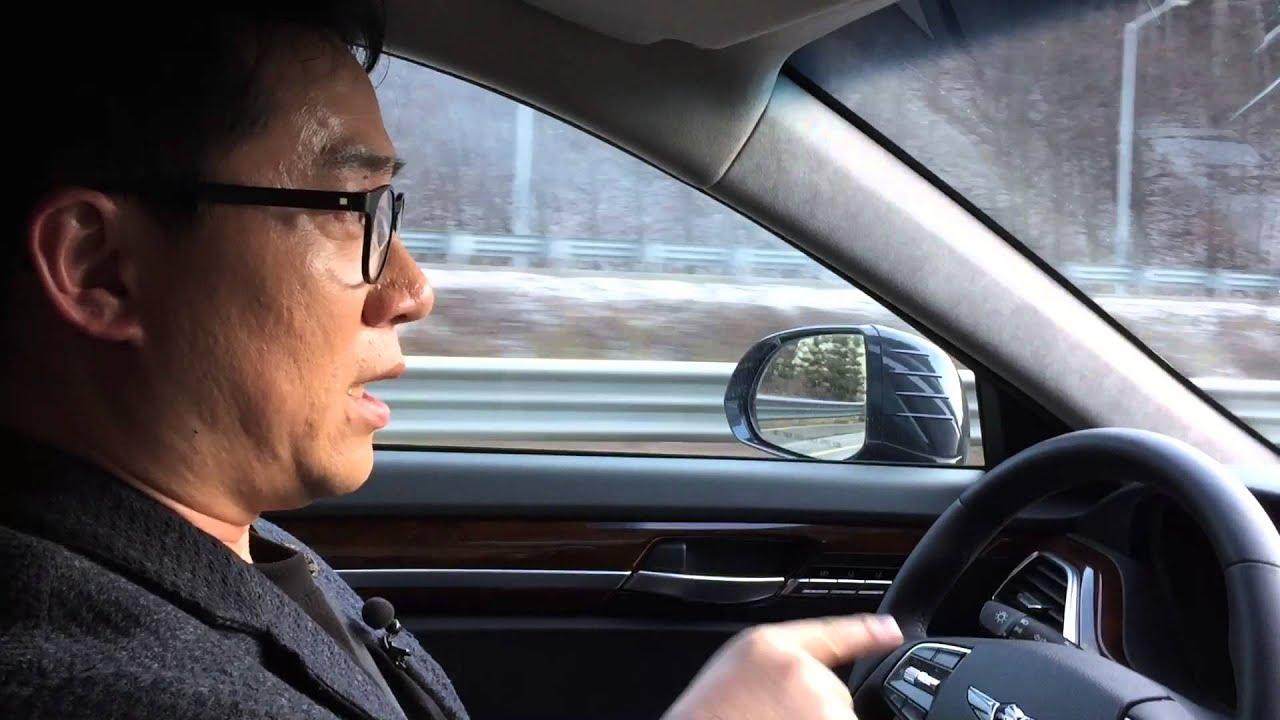 부분 자율주행차량 고속도로 시승